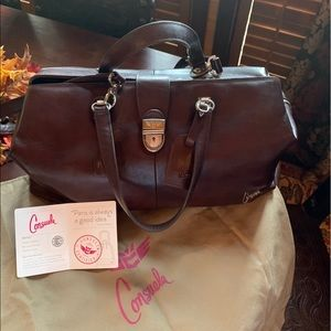 Vintage Consuela Travel Bag
